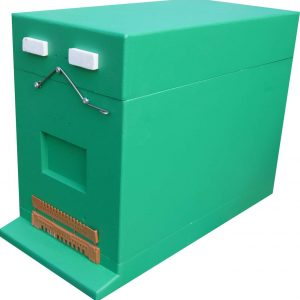 Frame Commercial Polystyrene Nucleus Hive