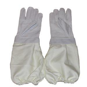 Leather Gloves Size Medium