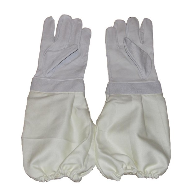 Leather Gloves Size Medium