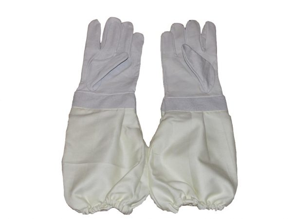 Leather Gloves Size Large