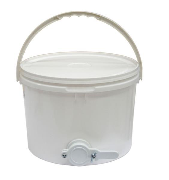14 kg Honey Tank with Valve + Lid