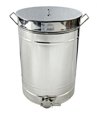Honey Settling Tank 150l