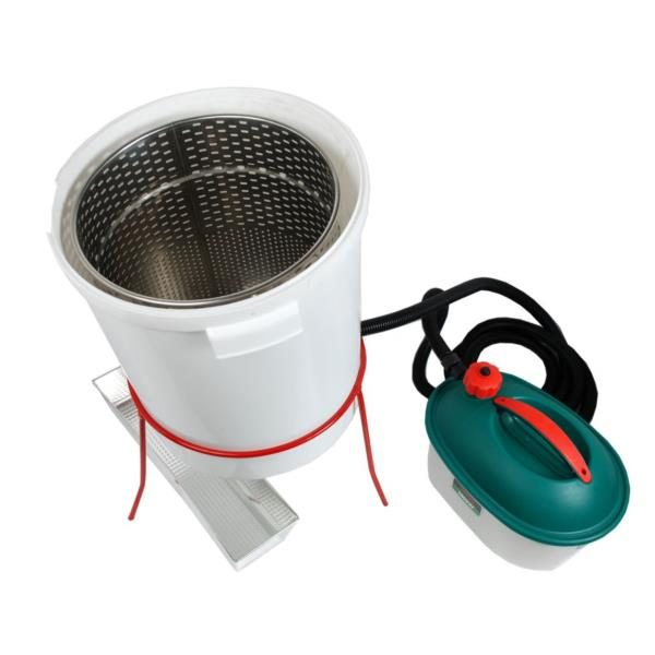 Steam Wax Melter