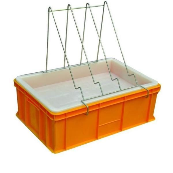 Uncapping Tray – Plastic