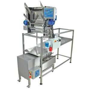 Uncapping Machine with Cappings Screw Press
