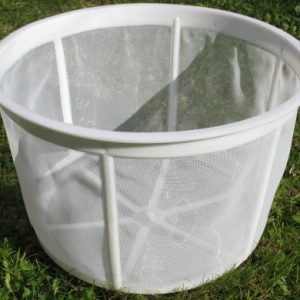 Capping strainer