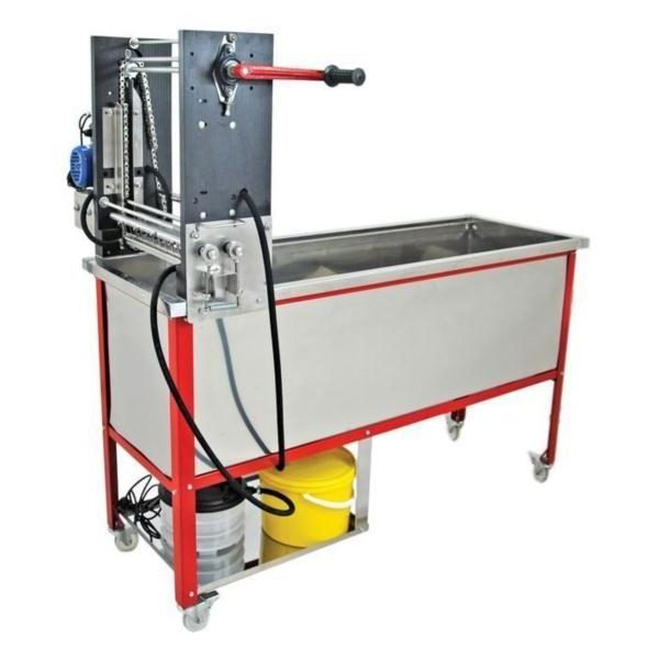 Uncapping Machine, manual