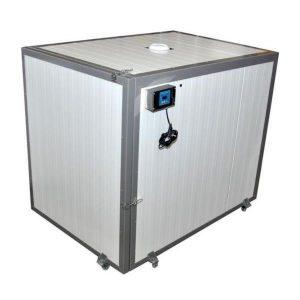 Drum Warming Cabinet Pallet 1.2m x 1.2m