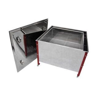 Gas Steam Wax Melter Stainless Steel - MAX