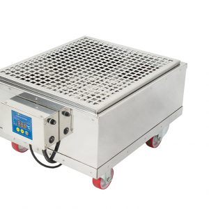 Supers heater trolley