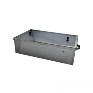Solar wax melter stainless steel