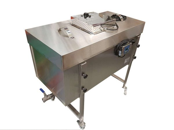Uncapping Table. Wax Melter 2 in 1 – Fully Insulated.-1200