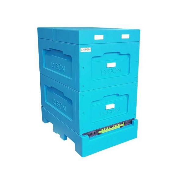 Langstroth Blue-1200 cr
