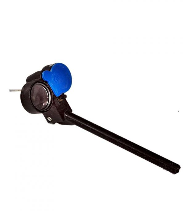Grafting Tool with Magnifying Glass and Light