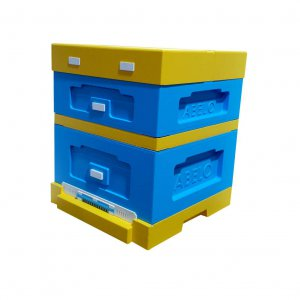 12 Frame National Poly Hive 14 x 12